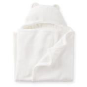 Carter's Hooded Plush Blanket