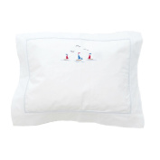 Boudoir Pillowcase - Sailing Away