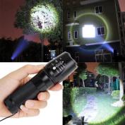 Excellently 3000LM Design Zoom Light Adjust Focus Flashlight Long Lifespan