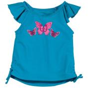 Sun Smarties UPF 50+ Butterfly Tankini Swim Top Baby, Toddler, Girls, Blue