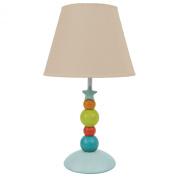 Nurture Imagination Baby Nursery Lamp Base and Shade, My 123's