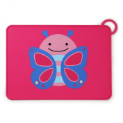 Skip Hop Zoo Fold and Go Placemat, Butterfly