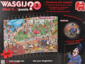 Wasgij What if...Dinosaurs Still Existed Jigsaw Puzzle