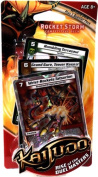 Wizards of the Coast Games Kaijudo Trading Card Game Limited Edition Deck Rocket Storm