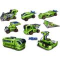 PowerPlus Butterfly 6 in 1 Solar hybrid toys
