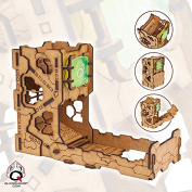 Tech Dice Tower by Q-workshop