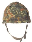 Max Fuchs BW Helmet Cover BW Camo Used
