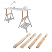 DIY Standing Desk Kit - The Adjustable Hight Standing Desk / Stand-Up Desk Conversion Kit