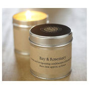 Tin Candle - Bay and Rosemary by St Eval