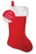 Deluxe Christmas Stocking - 50cm - Ideal Christmas Decoration
