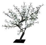 The Benross Christmas Workshop 60 cm 128 LED Blossom Tree, White