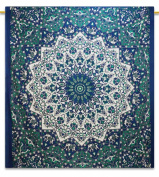 Wall Decor Indian Mandala Tapestry Picnic Blanket Hippie Bohemian Full Size T...