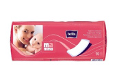 BELLA MAMMA MATERNITY NEW MOTHER HIGHLY ABSORBENT 10 PADS