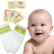 2 Nappies - Bambo Trial Pack Junior