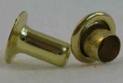 Tandy Leathercraft X-Small Brass Plated Rapid Rivets 1278-11