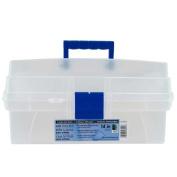 Aa Artist Toolbox 2-tray Clear 36cm