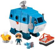 Fisher-Price Octonauts Gup-I Transforming Polar Vehicle