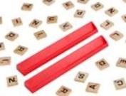Scrabble Plastic Trays - Two