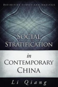Social Stratification in Contemporary China