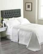 Dimity Grey Bedspread