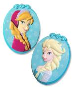 Frozen Anna & Elsa Towel Clips