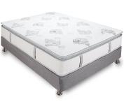 Classic Brands Mercer 30cm Hybrid Cool Gel Memory Foam and Innerspring Mattress, Queen Size