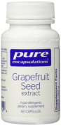 Pure Encapsulations - Grapefruit Seed Extract 60's