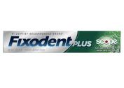 Fixodent Plus Scope 60ml per Tube