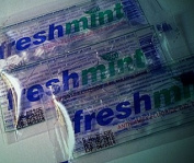Tooth Paste Packets .830ml