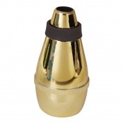 Trumpet Mute for Practise Golden