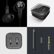 Xiaomi Piston 3 headset, 3.5mm in ear Super bass stereo music Headset Earphones with Remote & Mic for smartphone
