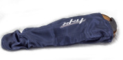 Hand Made Satin Fabric Violin Bag 4/4 Full Size - Elegant Deep Blue Colour