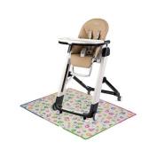Peg Perego Siesta High Chair with Splat Matt - Noce