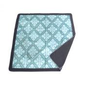 Jj Cole Outdoor Blanket, 1.5mX'5 Blue Iris