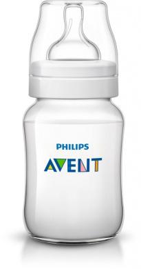 Philips AVENT Classic Plus BPA Free Polypropylene Bottle, 270ml