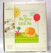 Hallmark The Big Story of Little Me 5 Year Memory Album