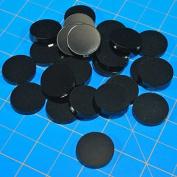 Game Tokens: Black