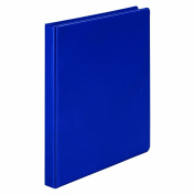 Wilson Jones Round Ring Binder, 368, Basic, 1.3cm , Blue