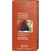 Logona Naturkosmetik Herbal Hair Colour - Flame Red - 100ml