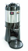 Grindmaster-Cecilware VS-1.0S Vacuum Insulated Shuttle with Stand, 3.8l, Black and Stainless Steel