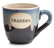 """Grandpa"" Porcelain 470ml Coffee Mug with Gift Box"