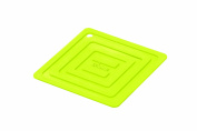 Lodge AS6S51 Silicone Square Pot Holder, Green