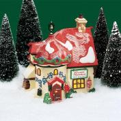Department 56 North Pole Elf Land Custom Stitchers
