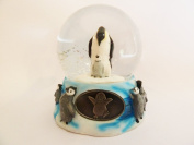 Penguins Snow Globe - 65mm