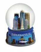 Indianapolis Snow Globe