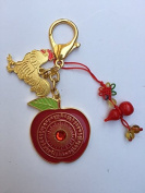 Feng Shui Peace and Anti Conflict Keychain Amulet