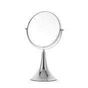 Danielle Enterprises 5X Magnification Vanity Mirror, Chrome Trumpet, Small