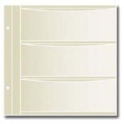 C.R. Gibson K96 Pocket 30cm x 30cm Refill Pages for Panos Fits P45 Albums, Pack of 5