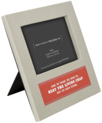 C.R. Gibson Siblings Humour Humour Tabletop Photo Frame, 10cm by 15cm