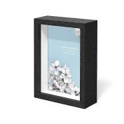 Swing Design Chroma Shadow Box Frame, 13cm by 18cm , Black